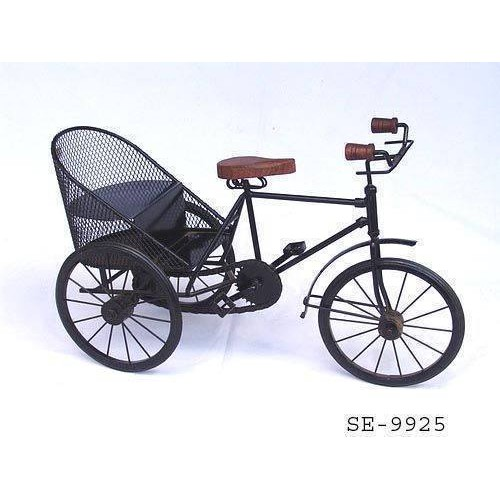 Wrought Iron Rickshaw 02